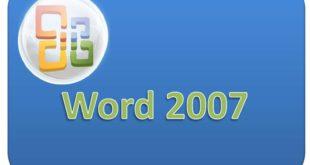 Hướng dẫn cách khắc phục lỗi dính Font chữ trong Word 2007