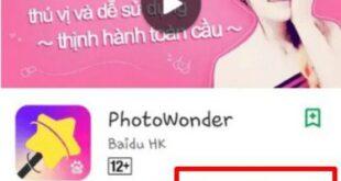 Hướng dẫn chi tiết cài đặt Photowonder cho mọi thiết bị