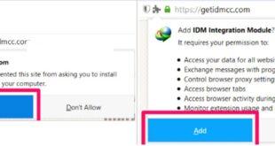 Hướng dẫn tải IDM CC cho trình duyệt Chrome, FireFox, Opera