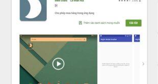 Hướng dẫn kích hoạt Night Mode trên thiết bị Android