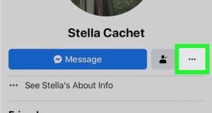 Hướng dẫn bạn tìm URL trang cá nhân Facebook trên Smartphone
