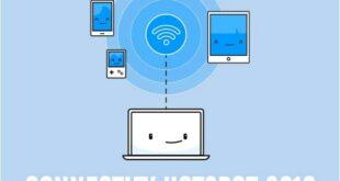 Hô biến laptop thành điểm phát Wifi với Connectify Hotspot