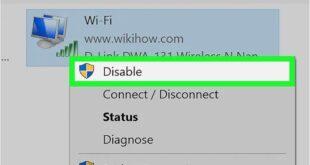 Hướng dẫn đổi địa chỉ IP công cộng trên Windows