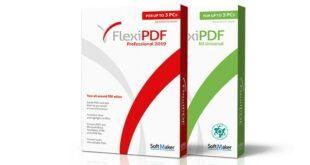 FlexiPDF 2019 Professional