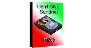 Giám sát hiệu suất và sức khỏe ổ cứng Hard Disk Sentinel Pro