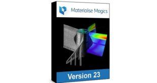 Materialise Magics 23