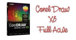 Phần mềm thiết kế đồ họa đa cấu hình CorelDRAW X5