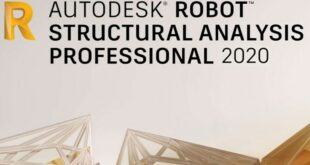 Autodesk Robot Structural Analysis Professional 2020