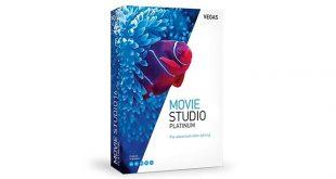 MAGIX VEGAS Movie Studio Platinum 17